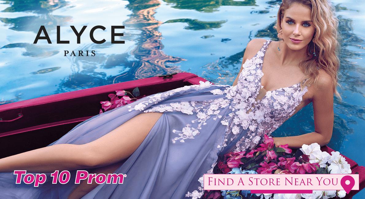 2021 Alyce Paris Prom Dresses at Top 10 Prom